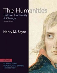 Humanities, The: Culture, Continuity and Change, Book 5: 1800 to 1900 2nd edition 9780205013319 0205013317