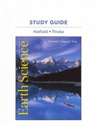 Study Guide for Earth Science 13th edition 9780321714855 0321714857