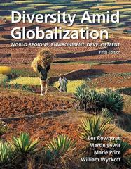 Diversity Amid Globalization 5th edition 9780321767578 0321767578