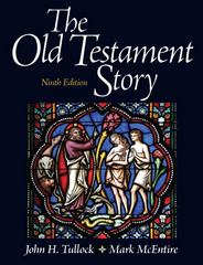 The Old Testament Story 9th Edition 9780205097838 0205097839
