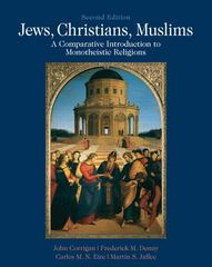 Jews, Christians, Muslims 2nd Edition 9780205018253 0205018254