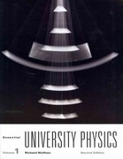 Essential University Physics Volume 1 with MasteringPhysics 2nd edition 9780321712042 0321712048