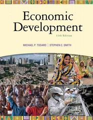Economic Development 11th edition 9780138013882 0138013888