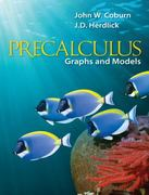 Student Solutions Manual for Precalculus: Graphs & Models 1st Edition 9780077230531 0077230531