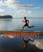 Loose Leaf Version for Human Biology 12th edition 9780077431259 0077431251