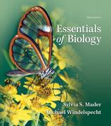 COMBO: Loose Leaf Essentials of Biology w/ Connect Plus 0 9780077908461 0077908465