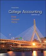 College Accounting ( Chapters 1-30) 13th edition 9780078025273 0078025273