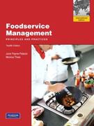 Foodservice Management 12th edition 9780132719926 0132719924