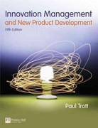 Innovation Management and New Product Development 5th edition 9780273736561 0273736566
