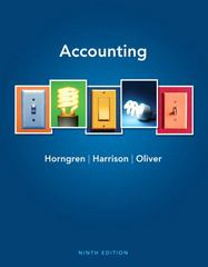 Accounting 9th edition 9780132569057 0132569051