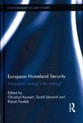 European Homeland Security 0 9781136332722 1136332723
