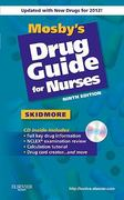 Mosby's Drug Guide for Nurses, with 2012 Update 9th Edition 9780323081047 0323081045