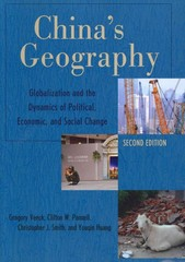 China's Geography 2nd Edition 9780742567832 0742567834