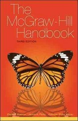 The McGraw-Hill Handbook (hardcover) 3rd Edition 9780073384047 0073384046