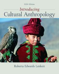 Introducing Cultural Anthropology 5th Edition 9780078034879 0078034876