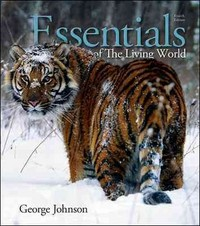 Essentials of The Living World 4th edition 9780073525471 0073525472