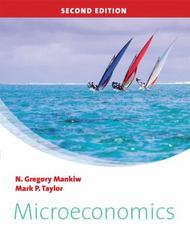 Microeconomics 2nd edition 9781408017913 1408017911