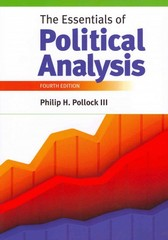 The Essentials of Political Analysis 4th Edition 9781608716869 1608716864