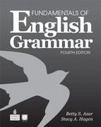 Fundamentals of English Grammar with Audio CDs, without Answer Key 4th Edition 9780132469326 0132469324
