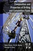 Composition and Properties of Drilling and Completion Fluids 6th Edition 9780123838582 0123838584