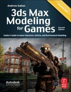 3ds Max Modeling for Games 2nd Edition 9780240815824 0240815823