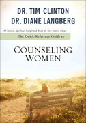 The Quick-Reference Guide to Counseling Women 1st Edition 9780801072345 0801072344