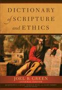 Dictionary of Scripture and Ethics 1st Edition 9780801034060 080103406X