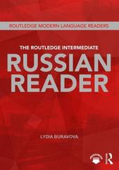 The Routledge Intermediate Russian Reader 1st Edition 9780415678872 0415678870