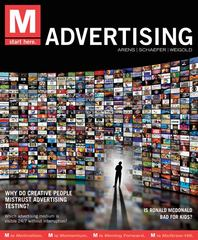 M: Advertising with Connect Plus 1st edition 9780077484217 0077484215
