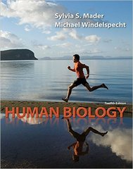 Human Biology w/ Lab Manual 12th edition 9780077967284 0077967283