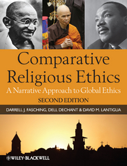 Comparative Religious Ethics 2nd Edition 9781444396119 1444396110