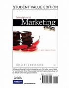 Principles of Marketing, Student Value Edition 14th edition 9780132167192 0132167190
