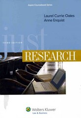 Just Research 3rd Edition 9781454802945 1454802944