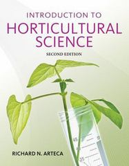 Introduction to Horticultural Science 2nd Edition 9781305177802 1305177800