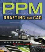Practical Problems in Mathematics for Drafting and CAD 4th Edition 9781285414386 1285414381