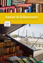 Autour de la litterature 6th edition 9781133709602 1133709605
