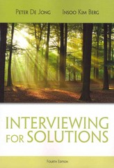 Interviewing for Solutions 4th Edition 9781111722203 111172220X