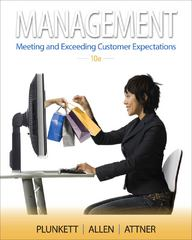 Management 10th edition 9781111221348 1111221340
