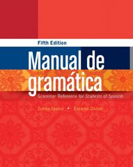 Manual de gramatica 5th edition 9781111836818 1111836817
