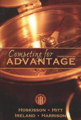Competing for Advantage 3rd edition 9781285402710 1285402715