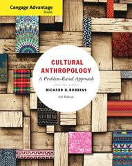 Cengage Advantage Books: Cultural Anthropology 6th edition 9781133709923 1133709923
