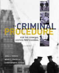 Criminal Procedure for the Criminal Justice Professional 11th Edition 9781111835583 1111835586