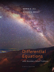 Differential Equations with Boundary-Value Problems 8th Edition 9781111827069 1111827060