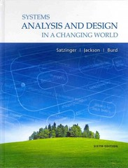 Systems Analysis and Design in a Changing World (with Computing and Information Technology CourseMate Printed Access Card, Microsoft Project 2010 60 Day Trial CD-ROM and Microsoft Visio 2010 60 Day Trial CD-ROM) 6th Edition 9781111534158 1111534152