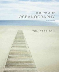 Essentials of Oceanography 6th Edition 9780840061553 0840061552