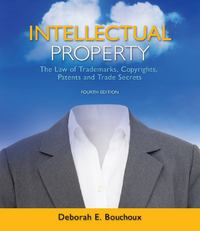 Intellectual Property 4th edition 9781111648572 1111648573