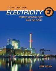 Electricity 3 10th Edition 9781111646738 1111646732