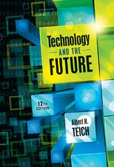 Technology and the Future 12th edition 9781111828547 1111828547