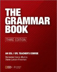 The Grammar Book 3rd Edition 9781111351861 1111351864