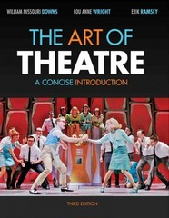 The Art of Theatre 3rd Edition 9781111348311 1111348316